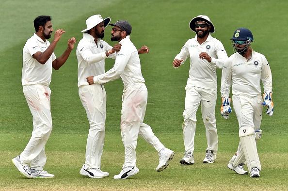 Vaughan praises Jadeja and Ashwin | Getty Images