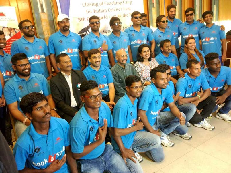 Visually impaired Indian Cricket Team yet to receive government permission to play in Pakistan