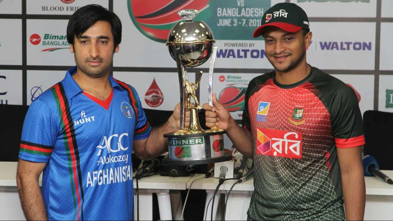 AFG vs BAN 2018: Shakib blames flop batting show for series loss
