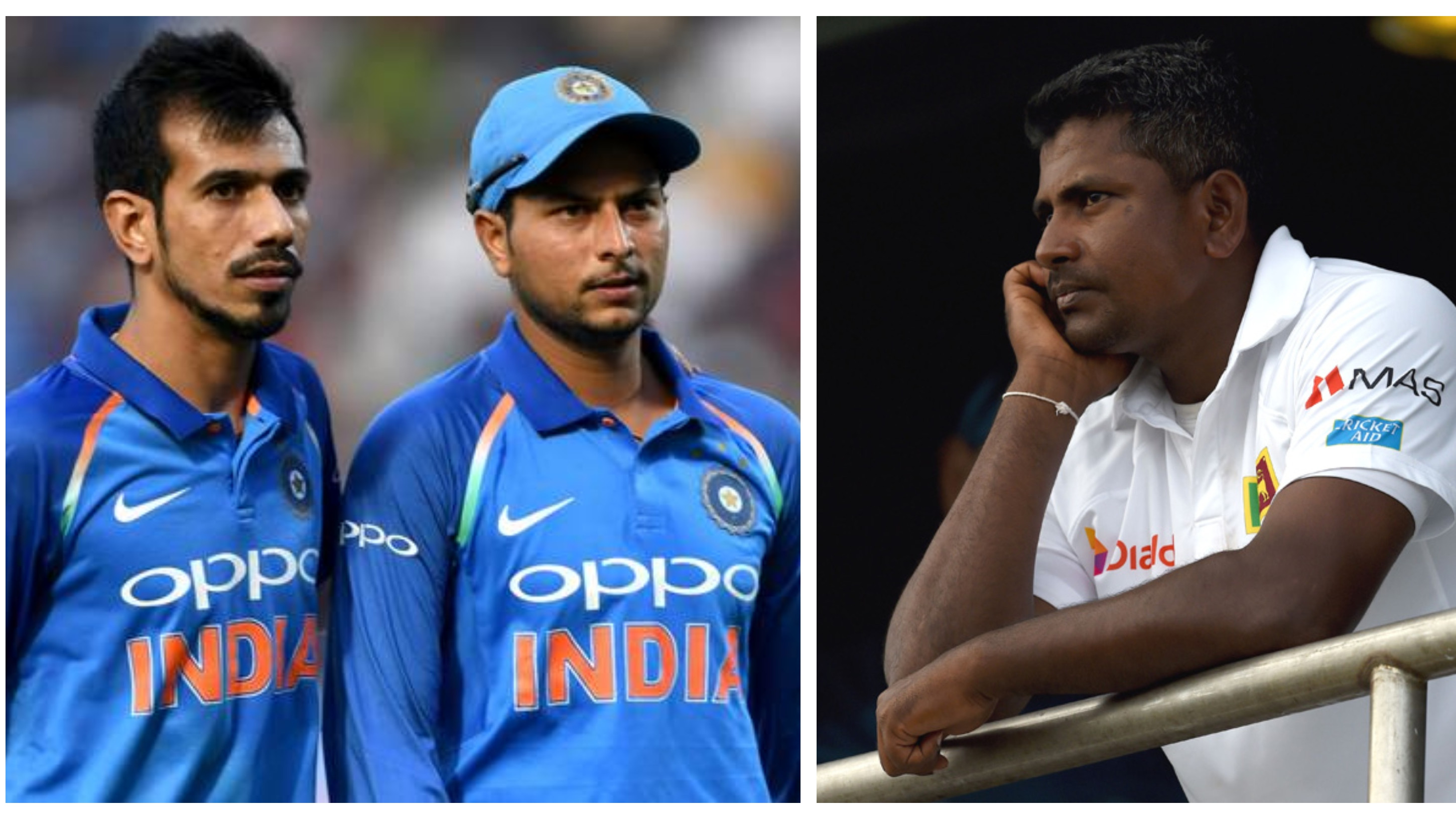 Kuldeep and Chahal are doing a fantastic job in one-day cricket for India, says Rangana Herath