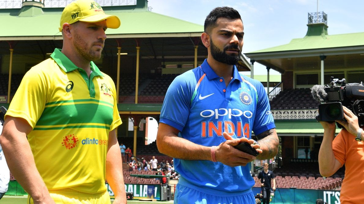 Aaron Finch heaps praise on Virat Kohli for consistency, leadership across formats