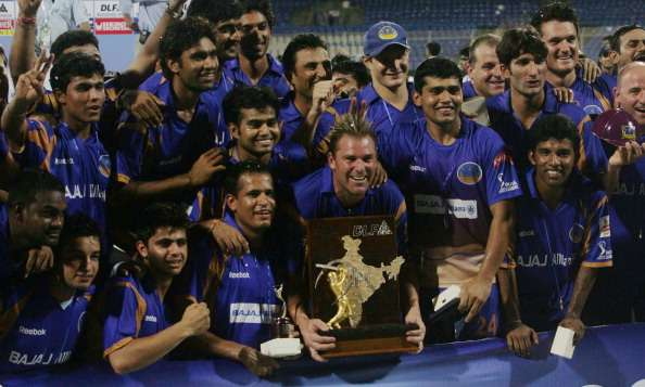 Rajasthan Royals won the IPL in 2008, a feat they will look to repeat a decade later