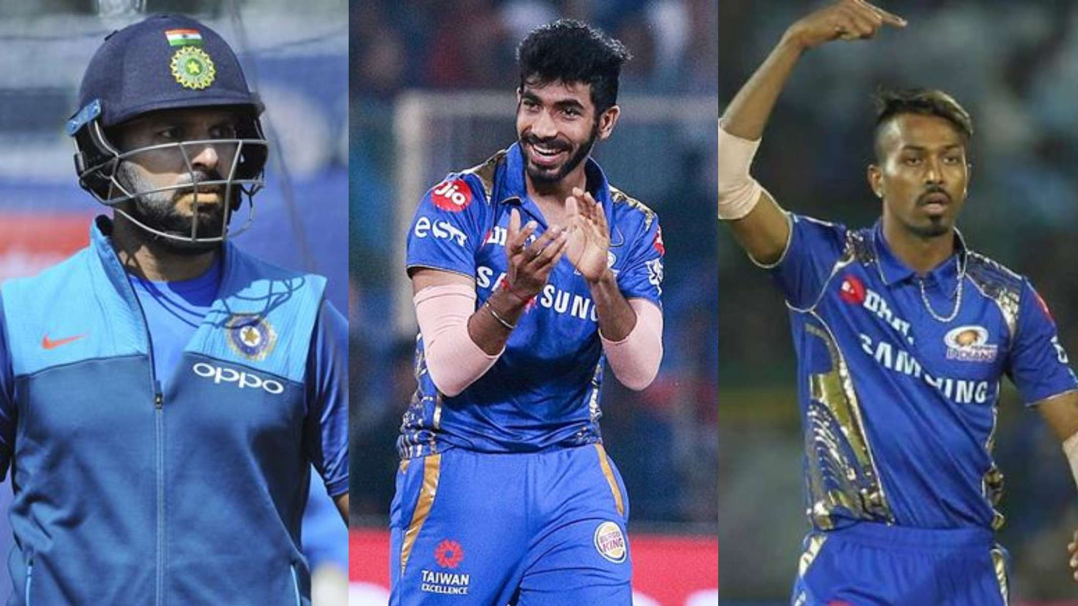 Jasprit Bumrah gets birthday wishes from MI and India teammates as he turns 26