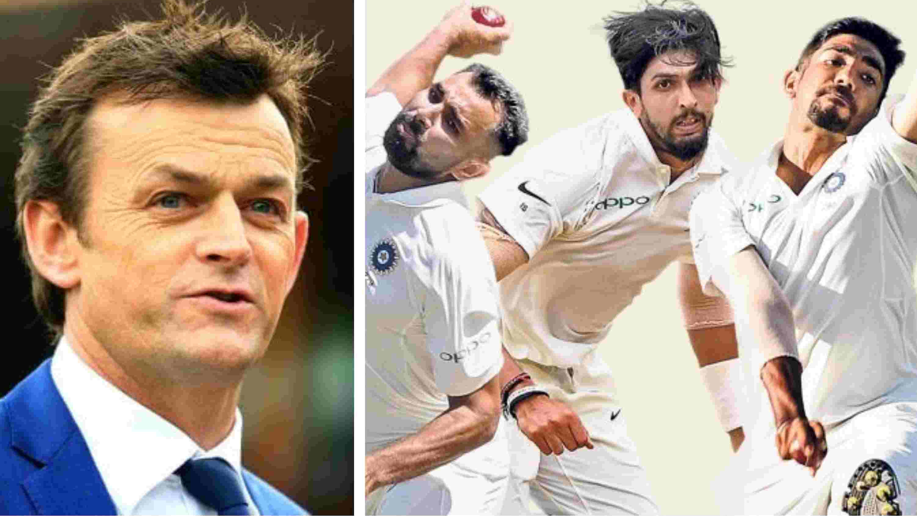 AUS v IND 2018-19: Adam Gilchrist unsure about Indian fast bowlers' success in Australia