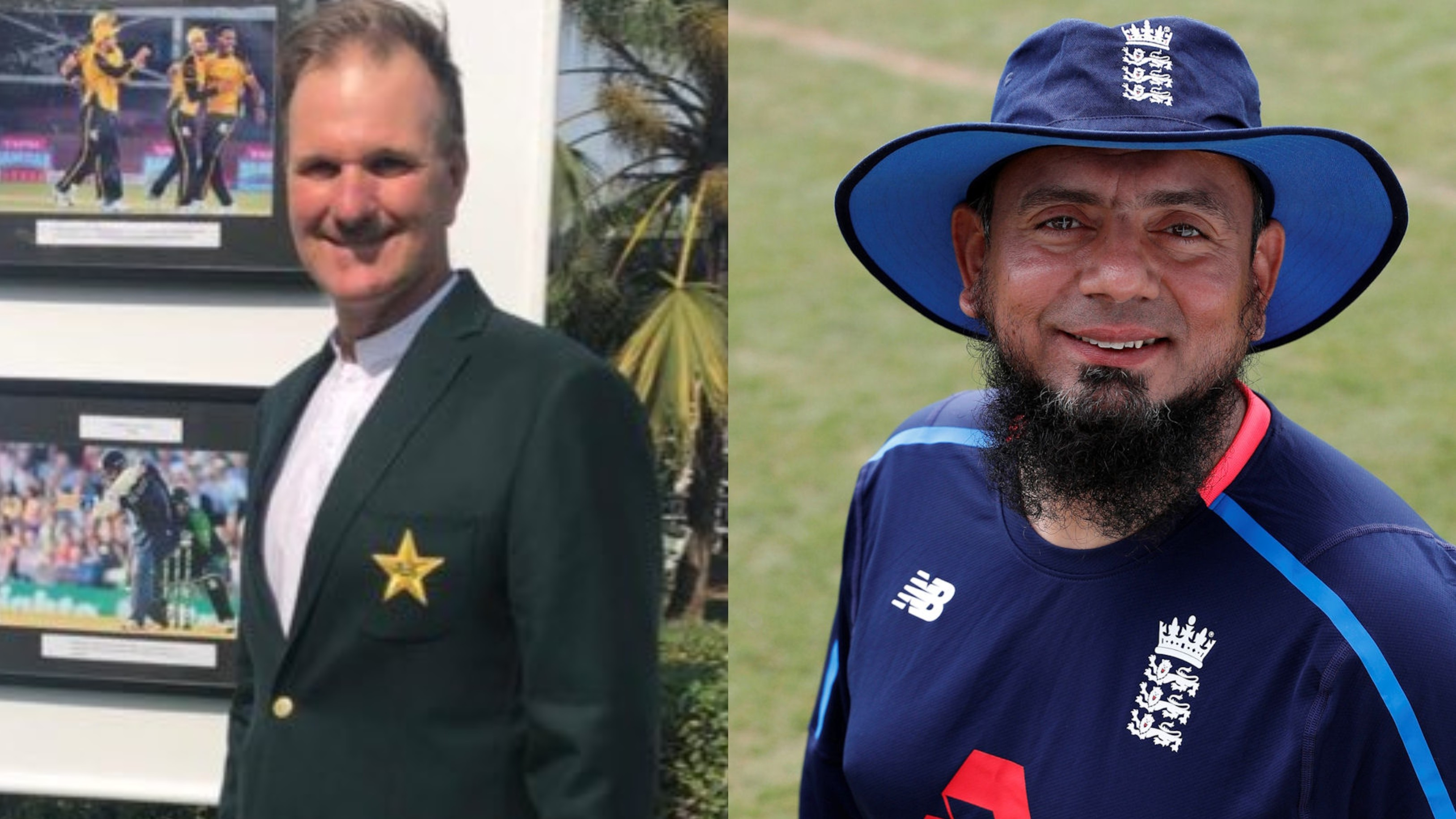 PCB appoints Grant Bradburn and Saqlain Mushtaq at the High Performance Center