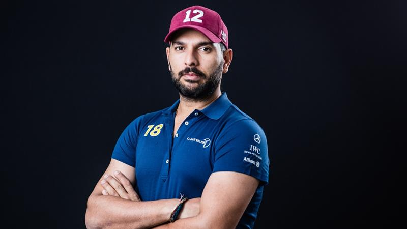 Yuvraj Singh's foundation YouWeCan also helping the needy | Twitter