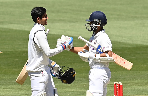 Team India won the second Test by 8 wickets | GETTY