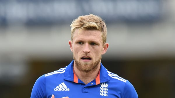 Counties need to be more open minded about the IPL, says David Willey