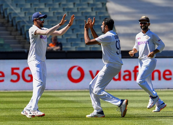 Amre applauded Rahane's move to bring Ashwin on early in MCG   Getty