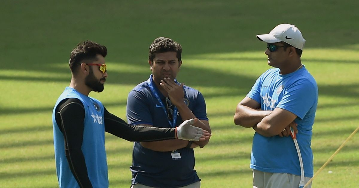 Paranjape will comeback into the selection committee. (AFP)