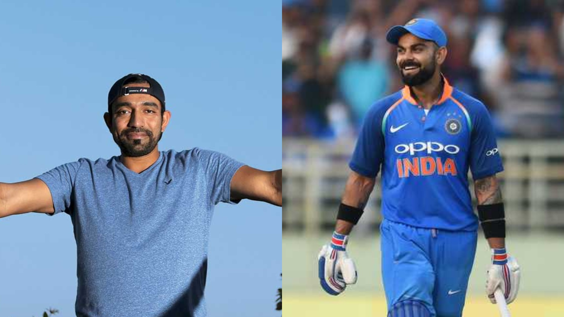"""Virat plans for each version of the game,"" reveals Uthappa; says it's fascinating to watch him bat"