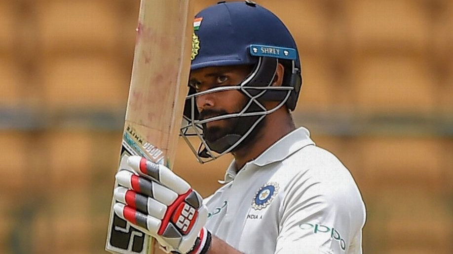 Hanuma Vihari scripts history in Irani Cup with a hat-trick of tons