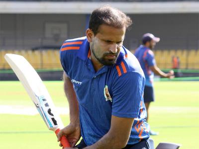 Vijay Hazare Trophy 2018: Yusuf Pathan dropped from Baroda squad