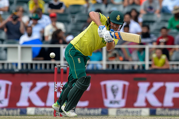 David Miller scored 65* runs off 29 balls in second T20I against Pakistan | Getty