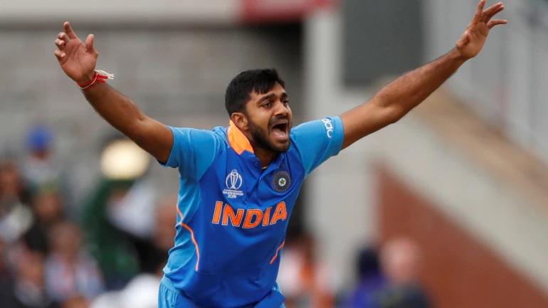 Vijay Shankar | REUTERS