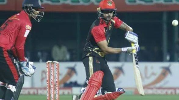KPL 2019: Manish Pandey's valiant ton went in vain as Hubli Tigers beat Belagavi Panthers in a thriller