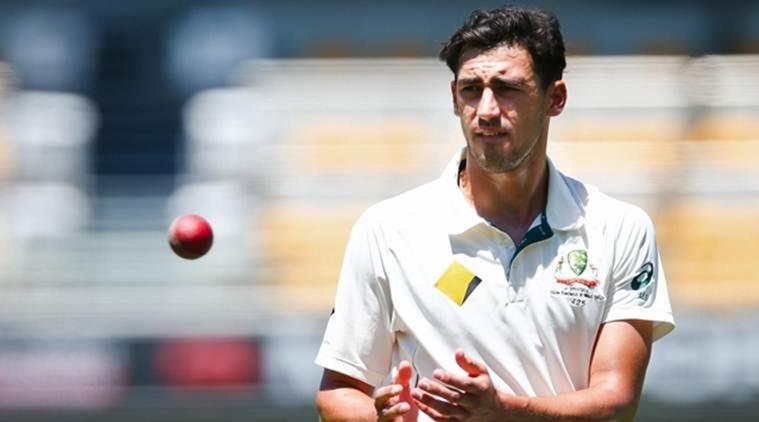 Starc is expected to be fit for the final Test in Sydney. (Getty)