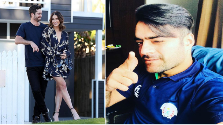 Erin Holland makes Rashid Khan spy on his boyfriend Ben Cutting during APL 2018