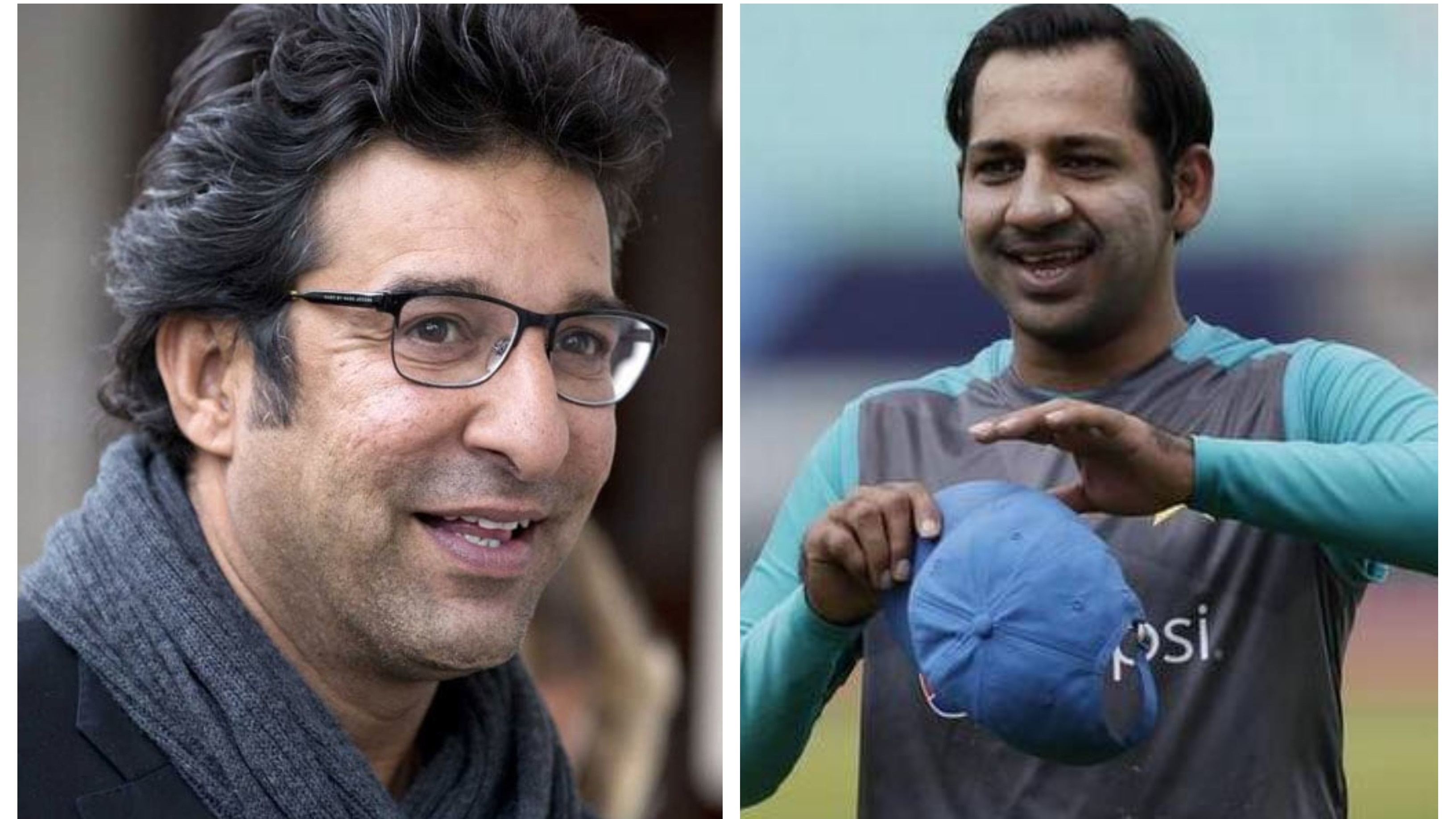 Sarfaraz Ahmed ideal man to lead Pakistan in World Cup 2019, reckons Wasim Akram