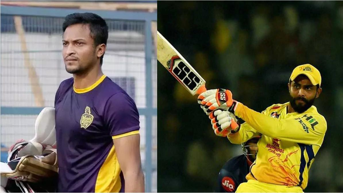 IPL 2021: Shakib Al Hasan names Ravindra Jadeja as one of his favorite current cricketers