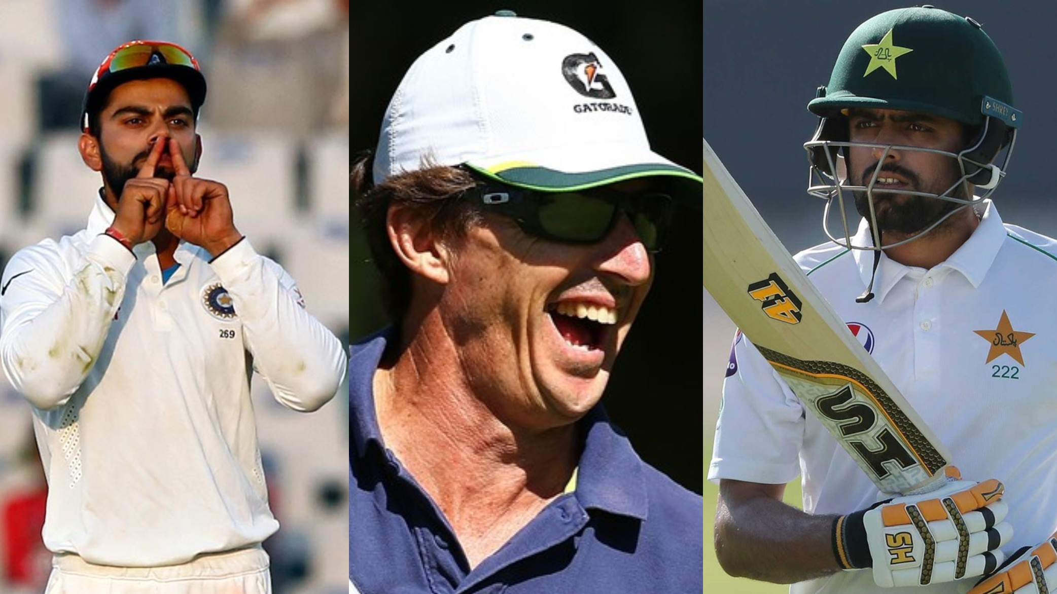 Brad Hogg axes Virat Kohli from his current best Test XI; picks Babar Azam instead