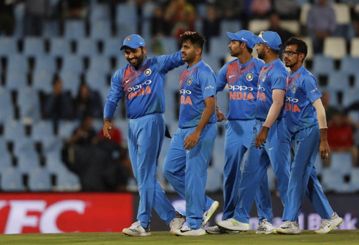 Rohit Sharma to lead India in the Asia Cup 2018 } AP