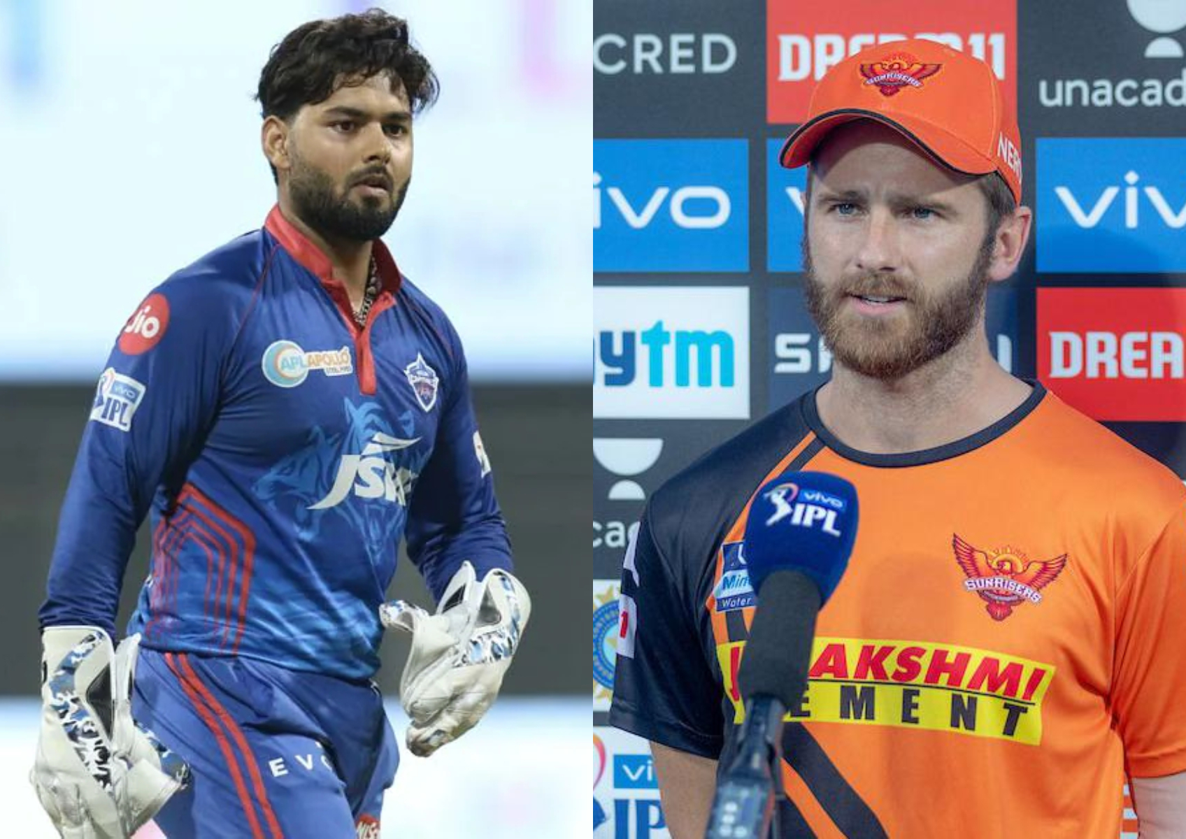 DC is on second spot in IPL 2021 points table, while SRH at the last | IPL-BCCI
