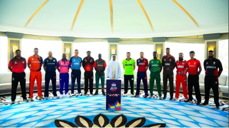 ICC Men's T20 World Cup Qualifier 2019