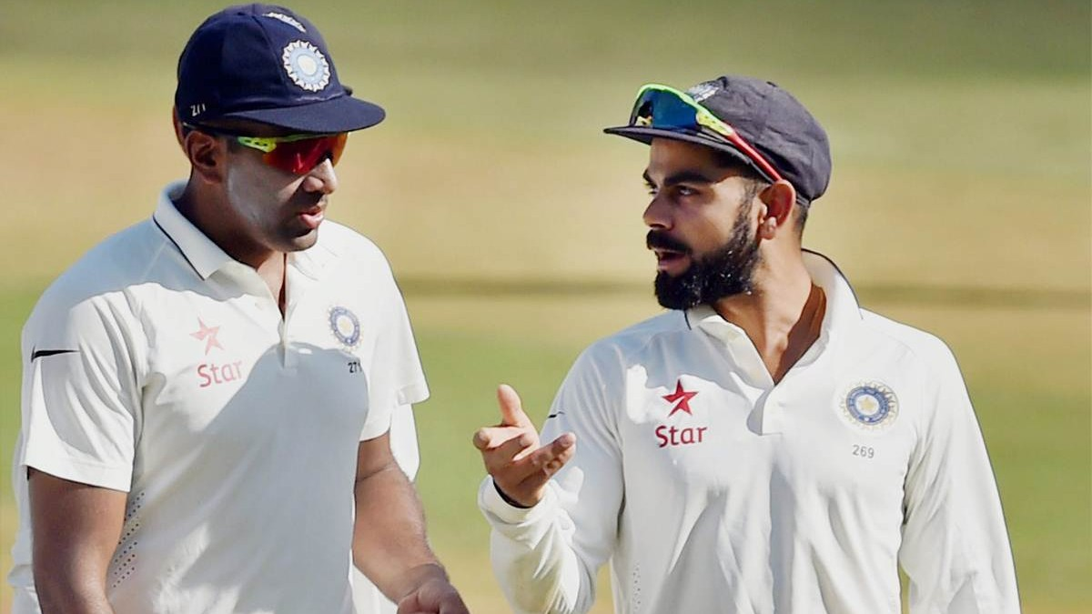 R Ashwin recalls two instances when Virat Kohli left him in awe with his brilliant captaincy