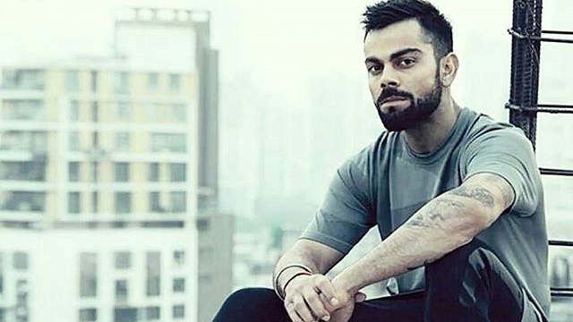 Virat Kohli bags 'Most Engaged Account' Award at the Instagram Awards India 2017