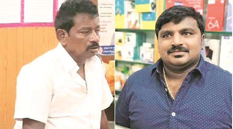 Jayaraj (left), his son Beniks died in police custody on June 22 | Twitter