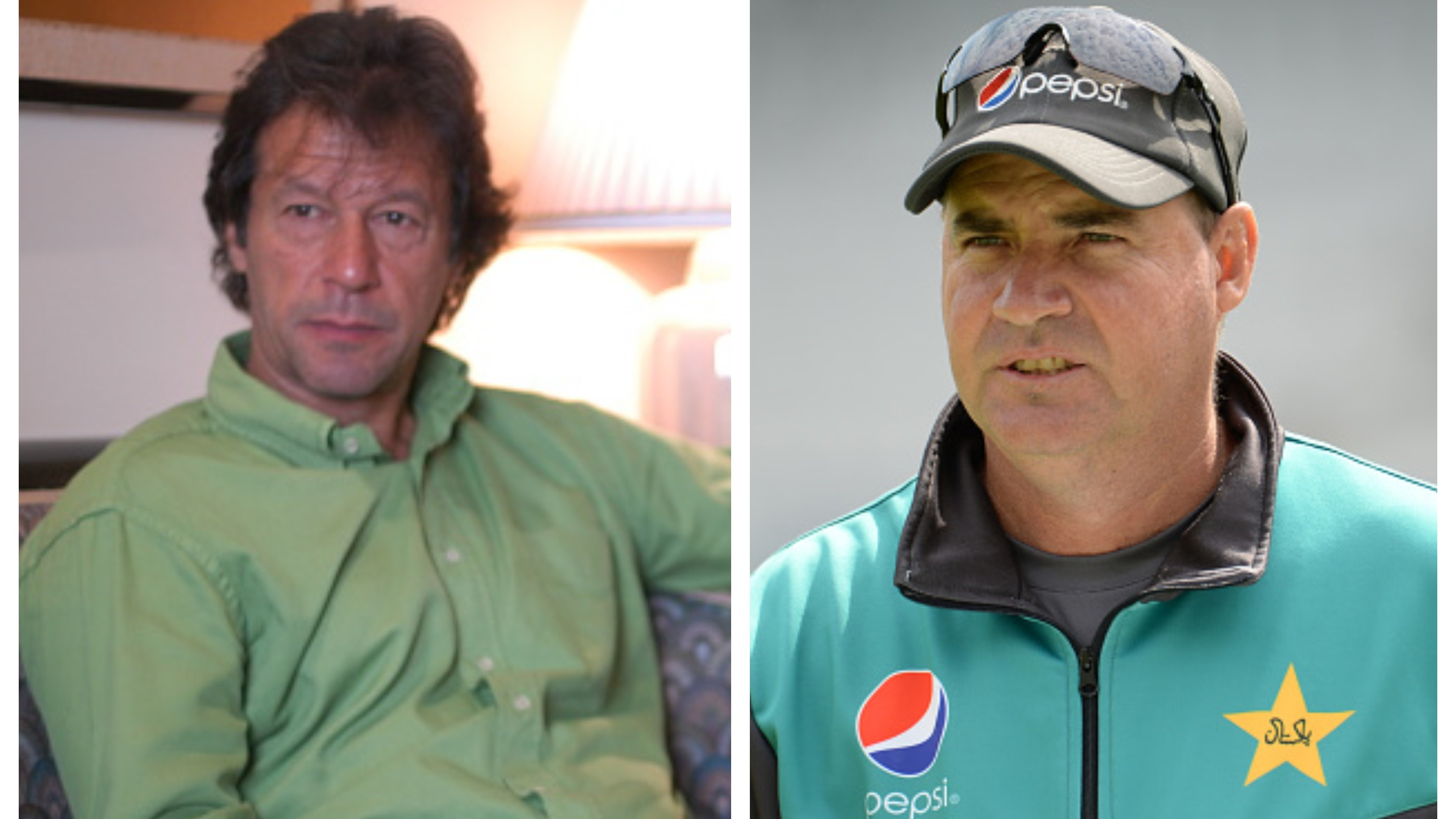 PM Imran Khan reportedly rejected Mickey Arthur's plea for contract extension