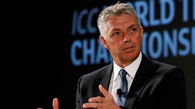 Ball tampering threatens 'cricket's DNA', says ICC CEO David Richardson