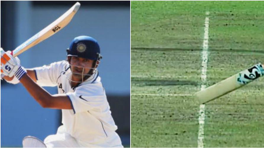 WATCH: Gautam Gambhir's sloppy running costs him his wicket against Himachal Pradesh