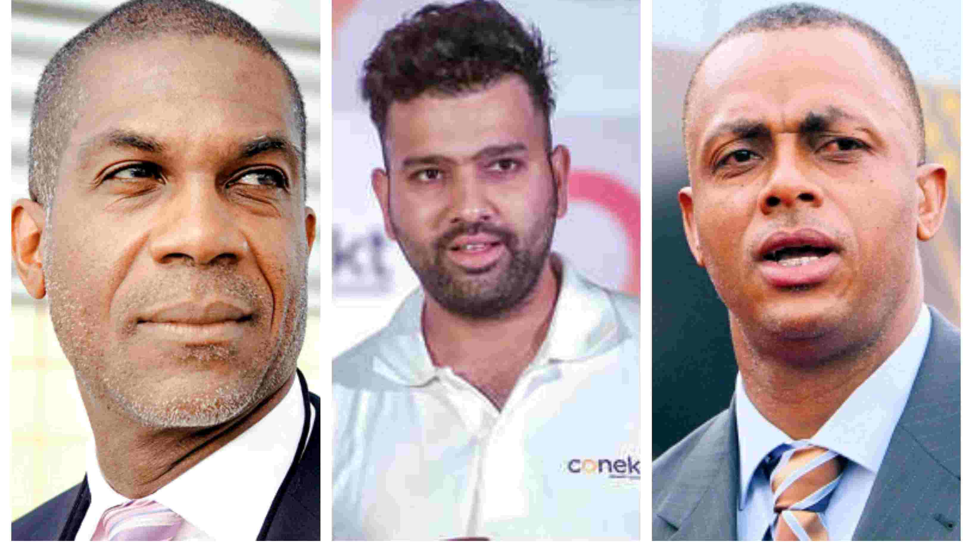 Rohit Sharma, Michael Holding and Courtney Walsh signed as experts for this cricket training app