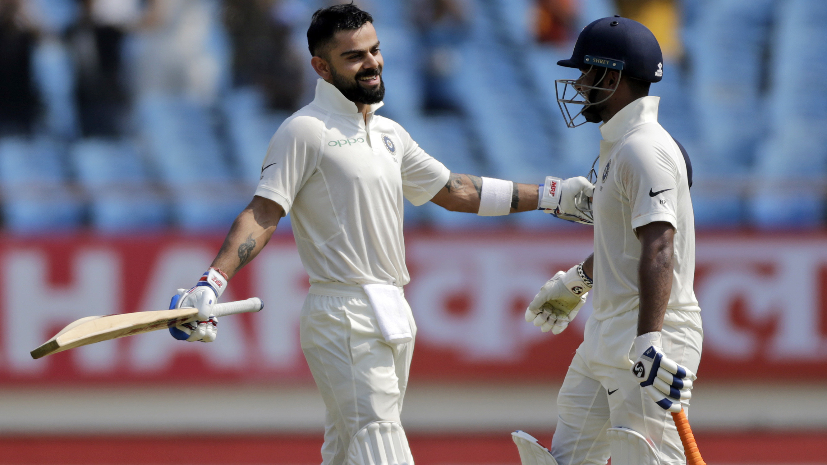 IND v WI 2018: Virat Kohli delighted with the clinical performance of his troops