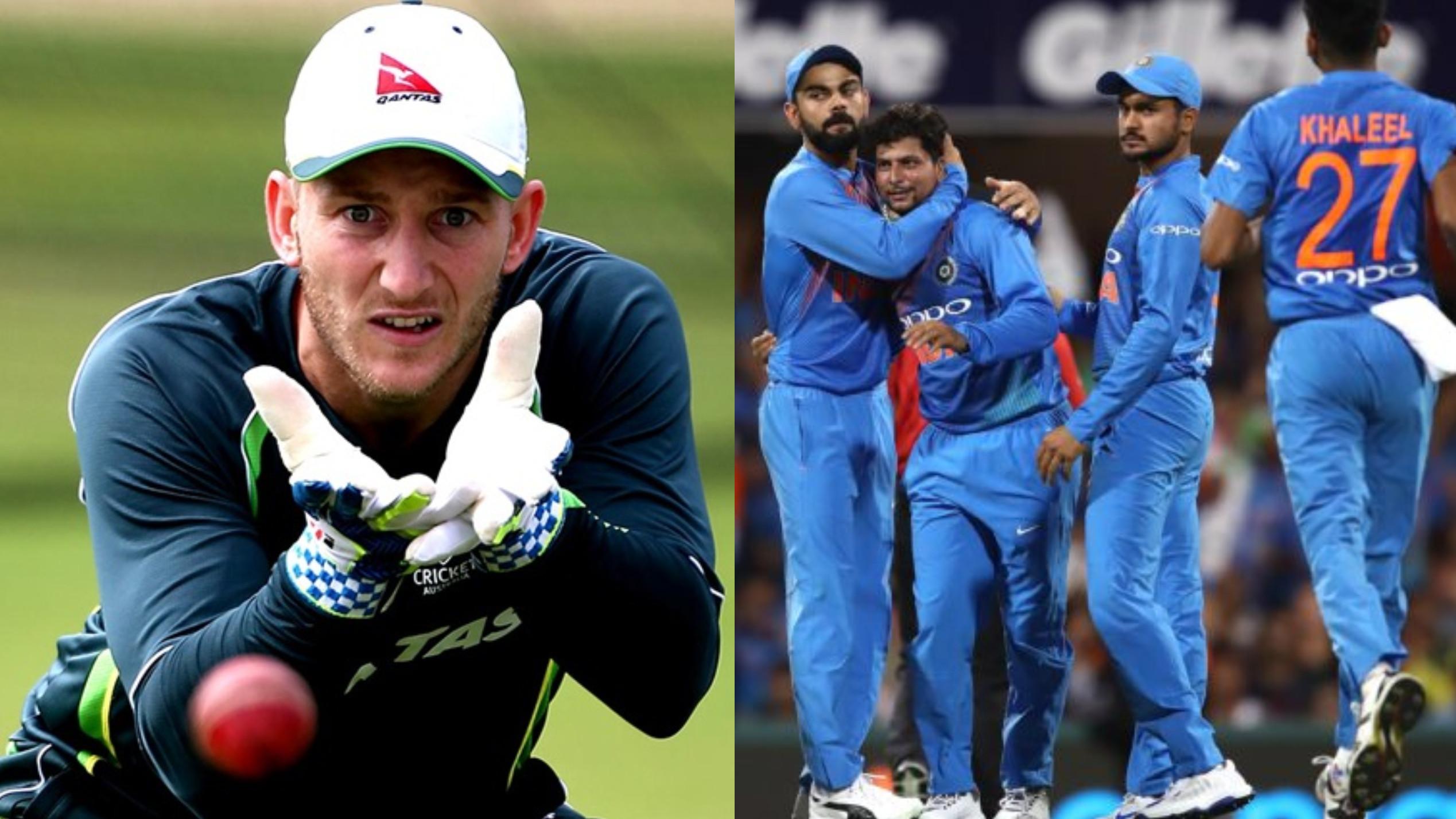 AUS v IND 2018-19: पीटर नेविल के अनुसार ऑस्ट्रेलियाई तेज़ गेंदबाज़ विराट कोहली की टीम के लिए चुनौती साबित होंगे
