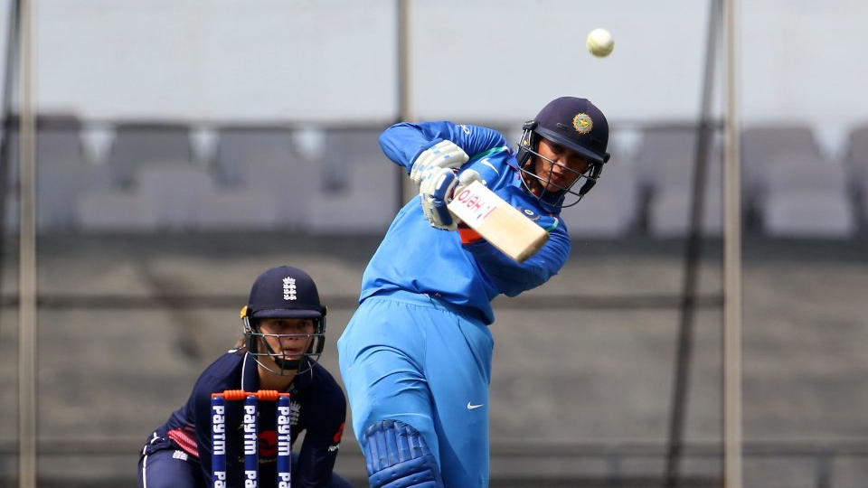 Smriti Mandhana's 86 helps India women triumph England Women in a close encounter