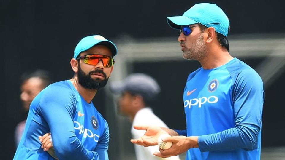 Dravid called MS Dhoni and Virat Kohli as big time role models for youngsters | AFP