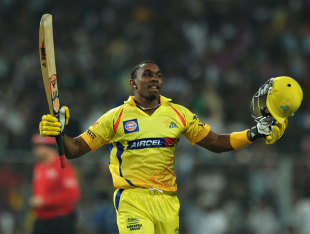 Dwayne Bravo was integral to CSK's success | AFP