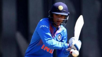 स्मृति मंधाना का कहना है कि भारत का लक्ष्य महिला T20 विश्वकप जीतना है