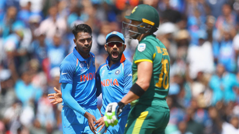 India had defeated South Africa in their last ODI meeting at Champions Trophy 2017 | Getty