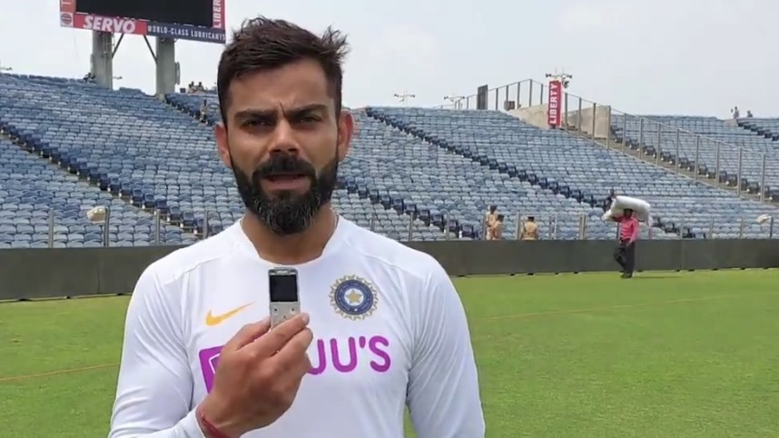 IND v SA 2019: WATCH - Virat Kohli feels grateful ahead of his 50th Test as Indian captain