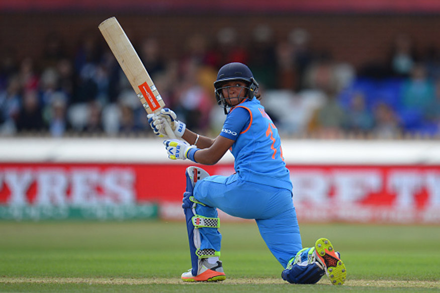 Harmanpreet Kaur will lead the India side in ICC Women's World T20 | Getty