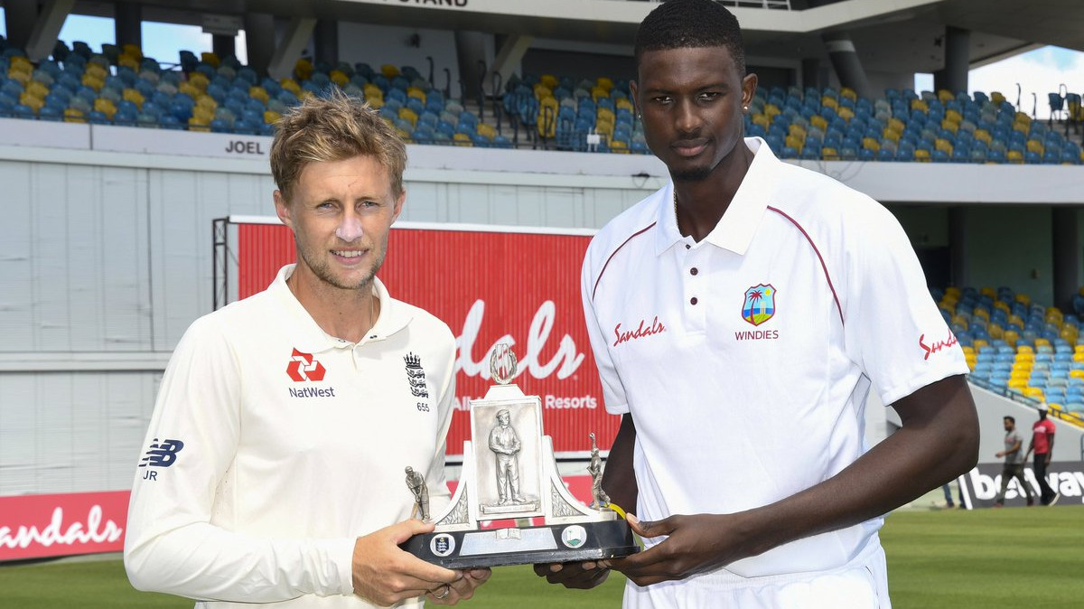 WI v ENG 2019 : Second Test - Statistical Preview