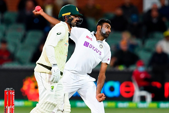 Nathan Lyon and R Ashwin  | Getty Images