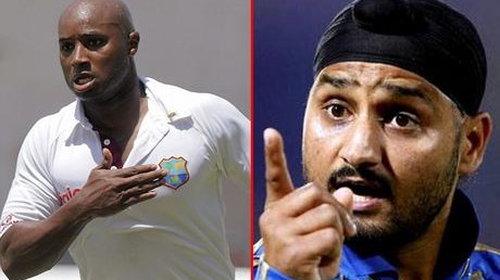 Harbhajan Singh lands an epic diss on Tino Best, after Best's comment on monkeygate issue
