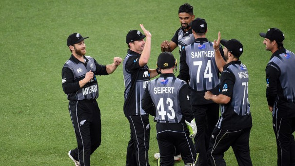 NZ vs IND 2019 : First T20I - Statistical Highlights