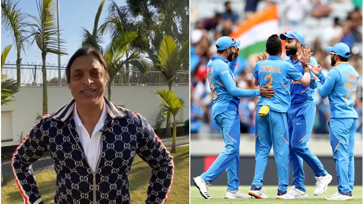NZ v IND 2020: WATCH- Shoaib Akhtar blames Indian bowlers for the loss in second ODI