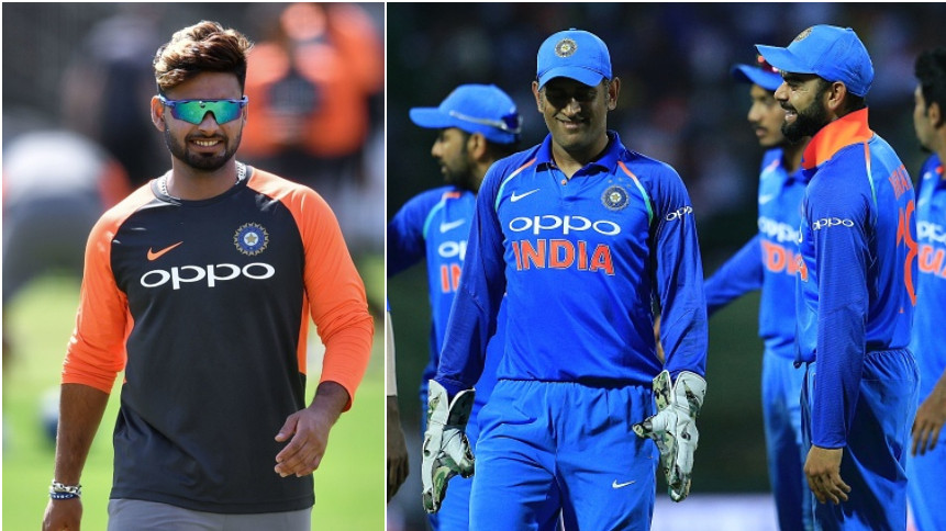 IND v WI 2018: No Rishabh Pant displeases Twitter; Fans want MS Dhoni dropped